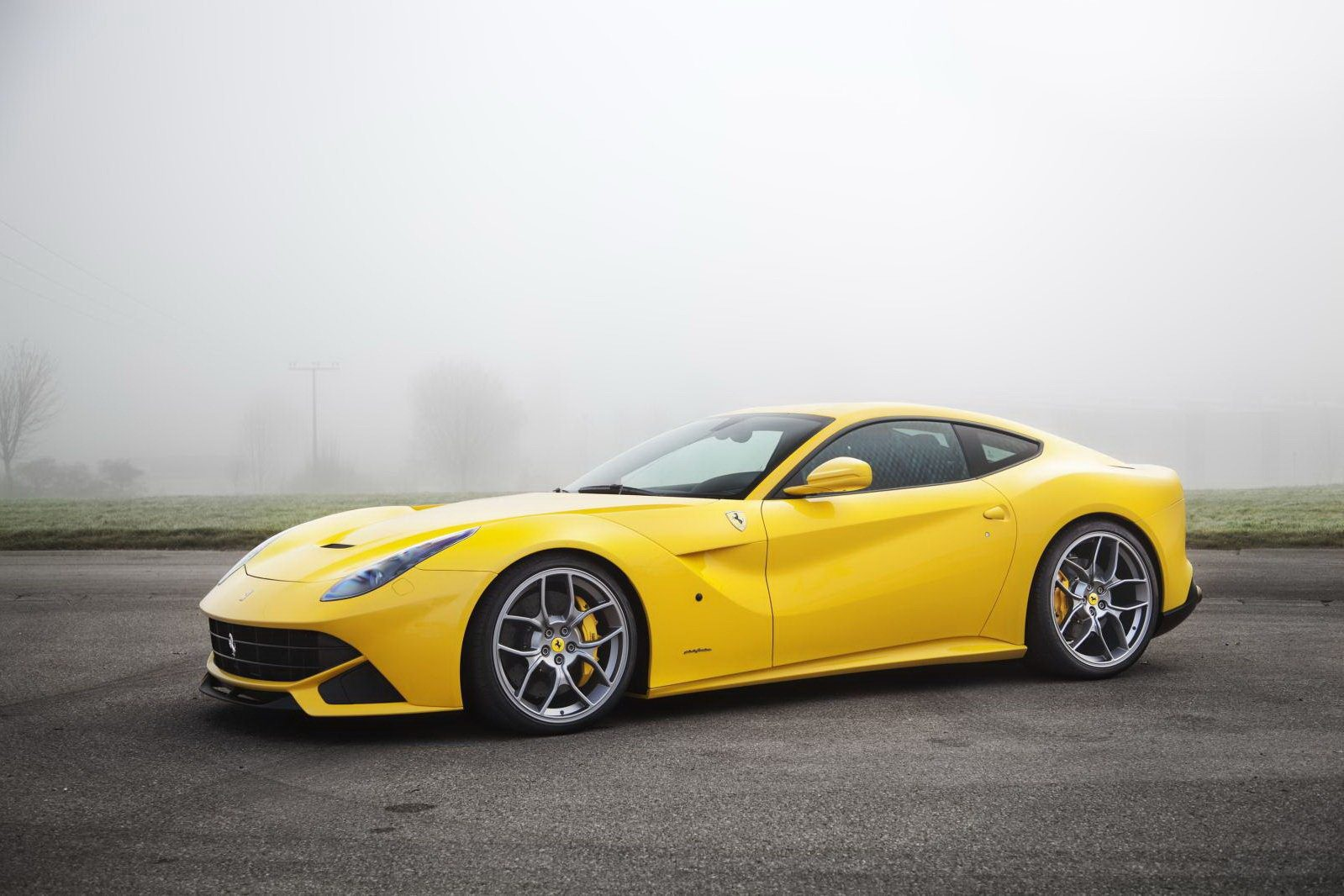 novitec rosso ferrari f12 berlinetta revealed italian car scene. Black Bedroom Furniture Sets. Home Design Ideas
